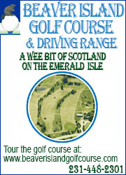 BeaGolf Course Ad