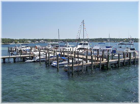Beaver Island Municipal Marina 1-1