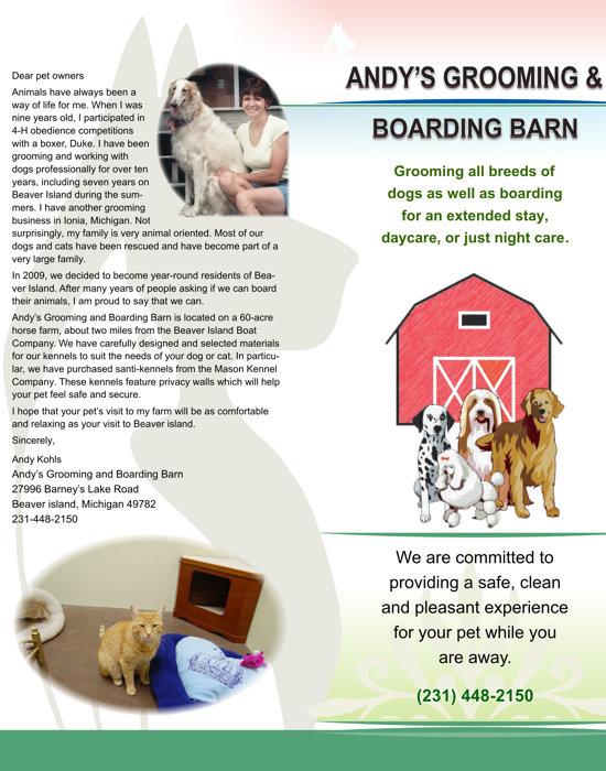 Andys Grooming Barn-1