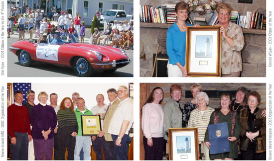Beaver Island Citizen of the Year