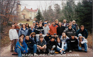 Baver Island Lighthouse School