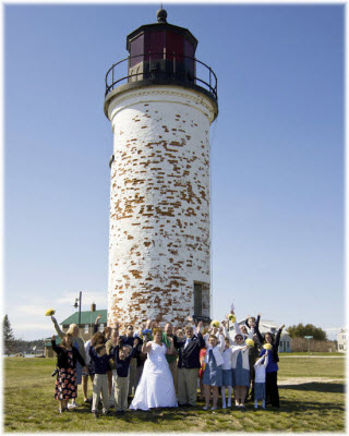 Married by Lighthouse