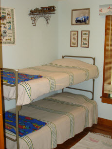 Bunk Beds at Brothers Lodge