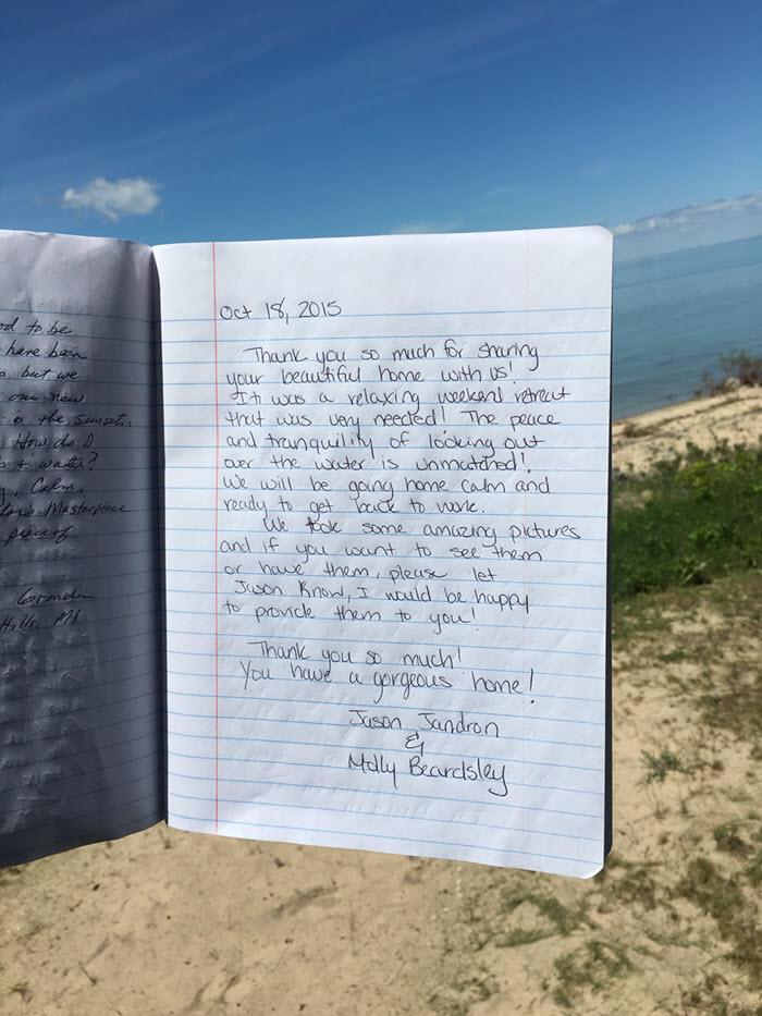 Back to Island Testimonial
