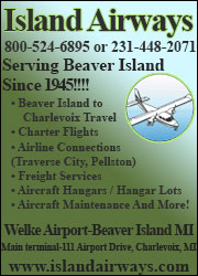 Island Airways logo