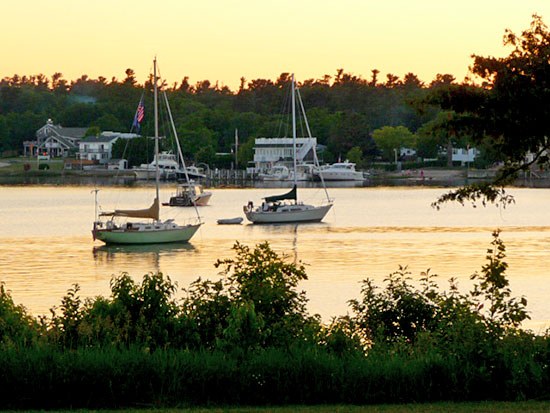Keith Pierson Twins >> Beaver Island Harbor View Cottage | Beaver Island Visitors Guide