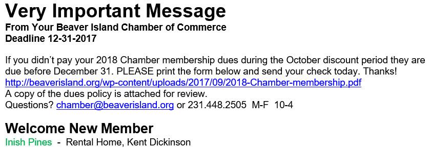 BI Chamber News 12-12-17