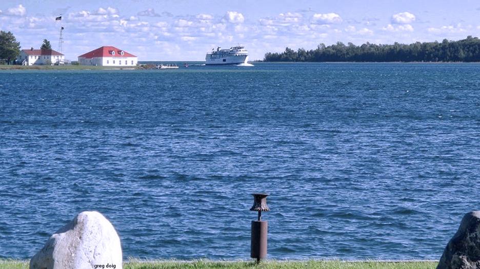 Paradise Bay photo by Greg Doig