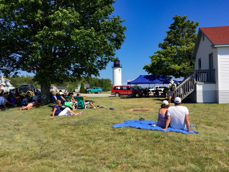 Whiskey Point Summer Concert photo by Greg Doig