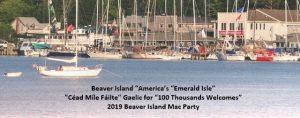 Beaver Island Mac Party