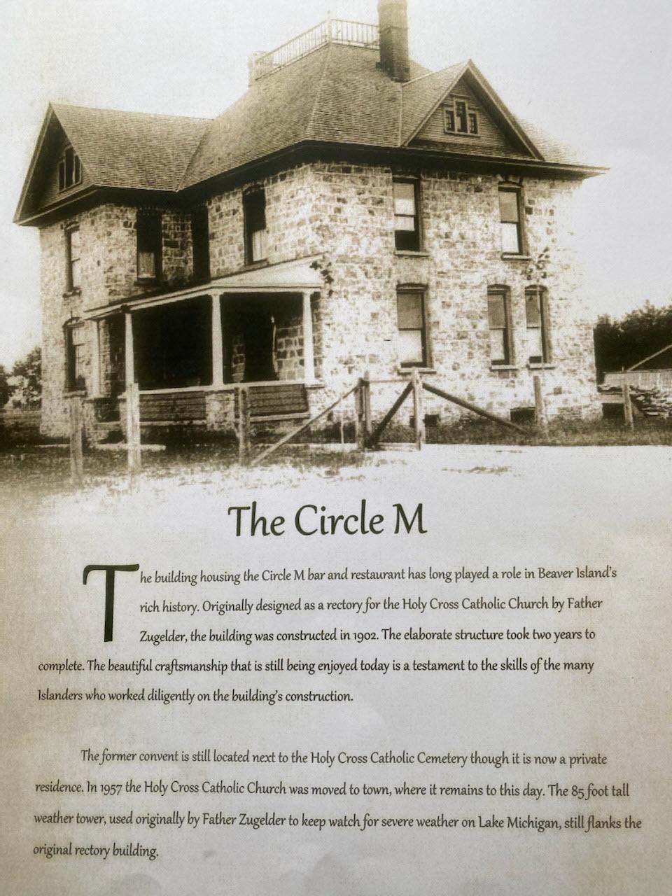 Circle M History